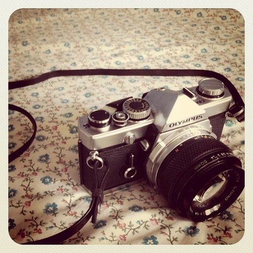 My lovely new/old OM1n