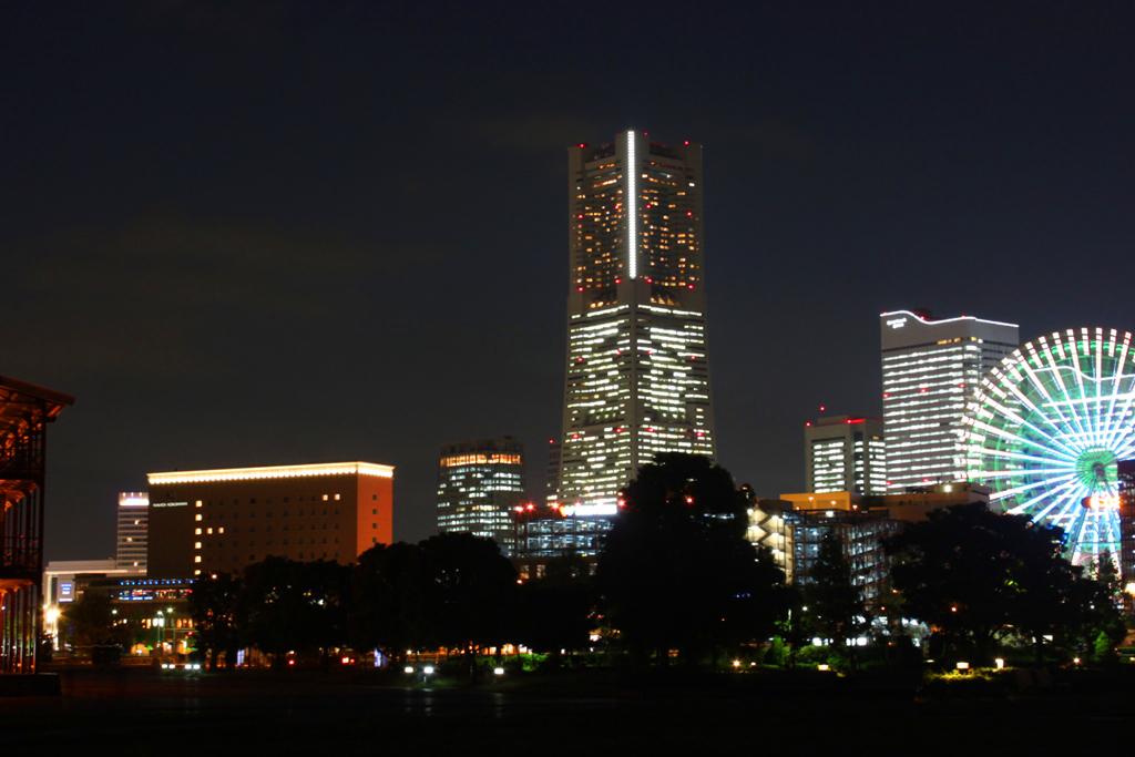 Yokohama Minato Mirai 21 Walking Guide (24)