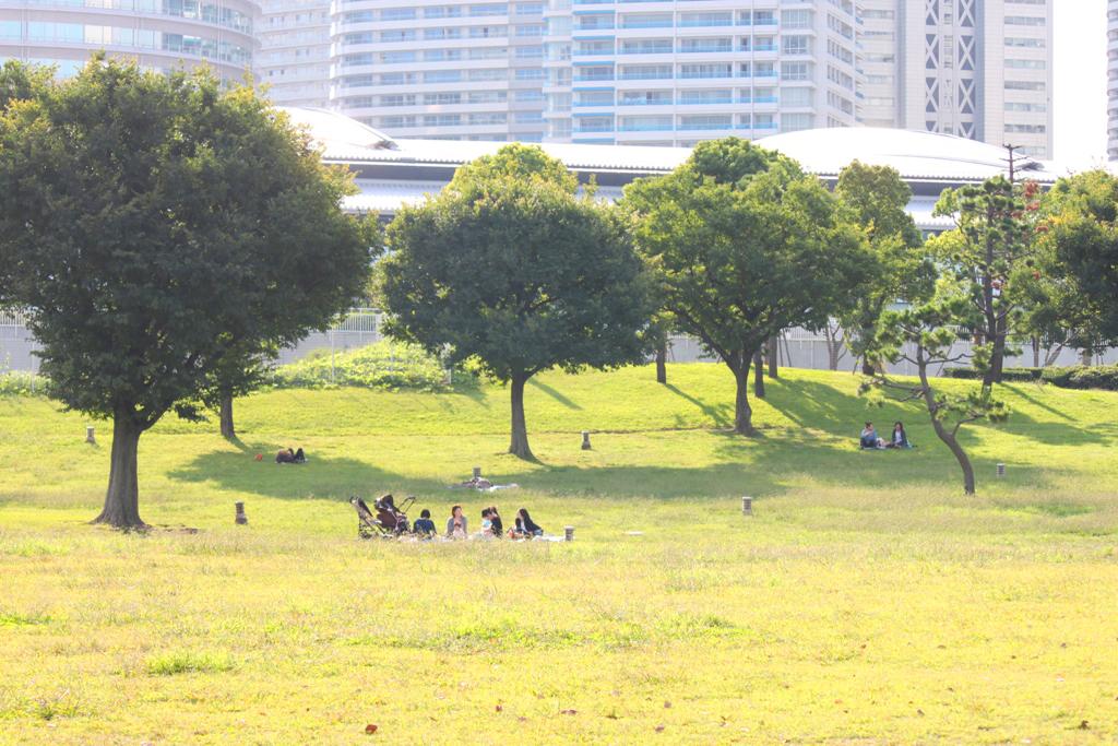 Yokohama Minato Mirai 21 Walking Guide (15)