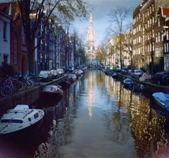 Amsterdam II (María Granados) Tags: amsterdam lomo lomography dianamini