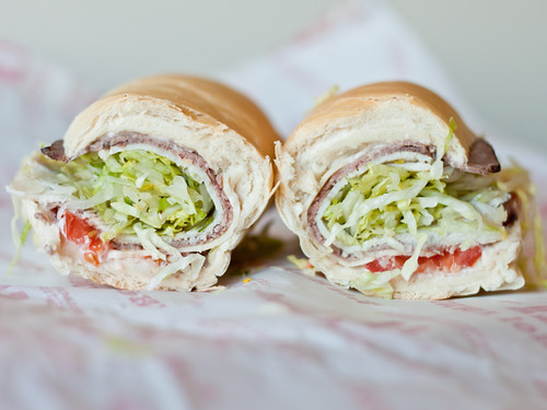 Bootlegger club (Jimmy John's)