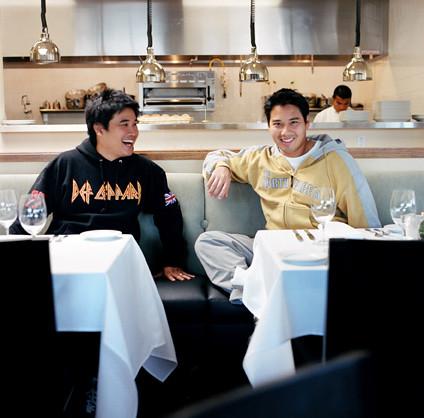 The Kobayashi Brothers