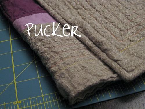 Pucker
