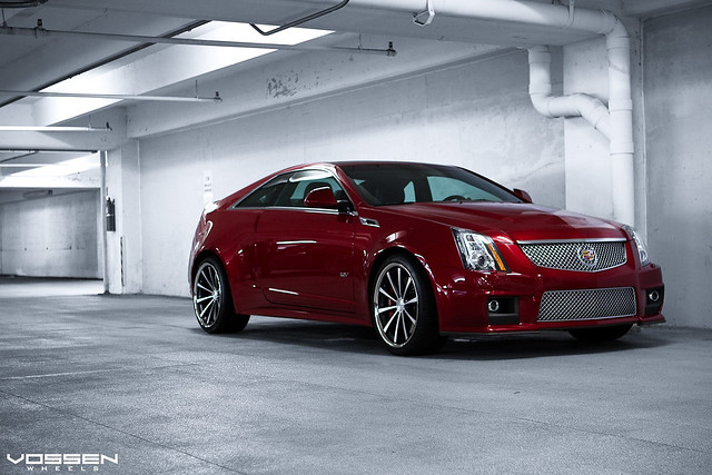 natural wheels cadillac ctsv vossen vvscv2