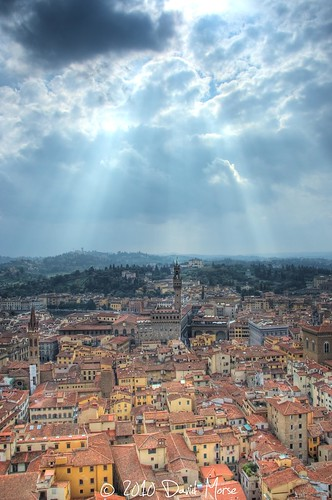 Light Over Florence