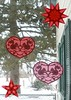 Valentine's Day Paper Cuttings