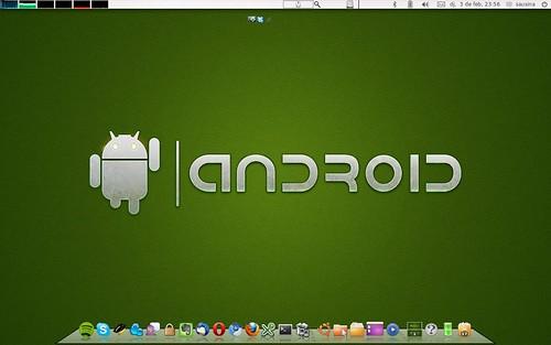 Fons de Pantalla 2011 Febrer - Android