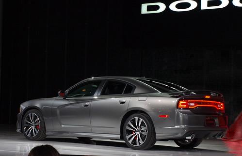 2012 Dodge Charger SRT8 2