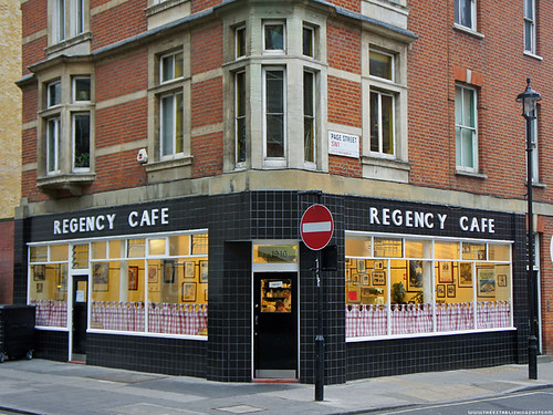 Film Location Regency Cafe Brighton Rock Layer Cake