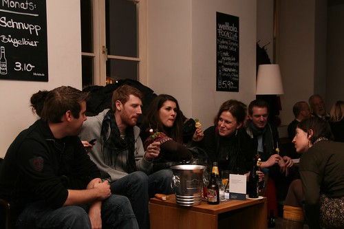 PR 2.0 FORUM Meetup München, 2011