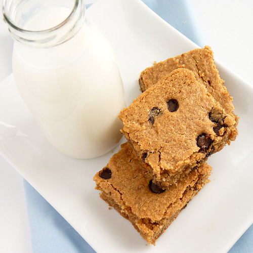 Gluten-Free Almond Blondies