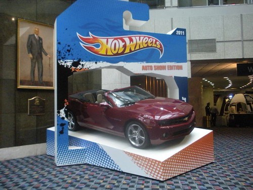 Hot cars and Hot Wheels!