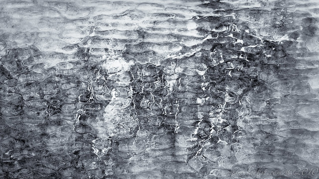 Ice Abstract, Yosemite Valley, 2010
