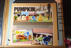 pumpkin patch (Barefootstamper) Tags: scrapbook load load10
