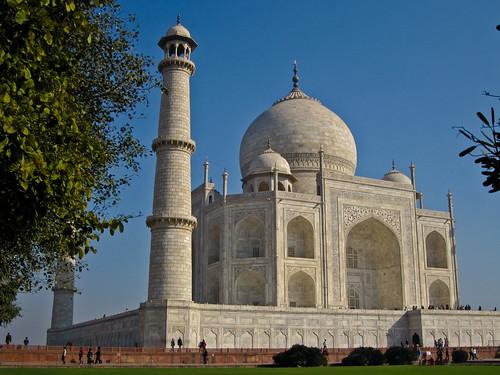 Agra 039 - Taj Mahal