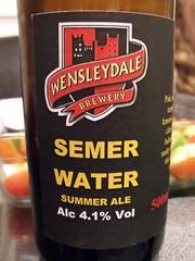 Wensleydale, Semer Water, England