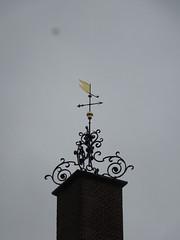 windvaan 't Loo Apeldoorn (willemalink) Tags: windvaan t loo apeldoorn