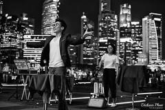 Magic is about joy (gunman47) Tags: 2017 april artbox asia asian b bw east fun market mono monochrome sg sepia singapore south w black eyes joy loneliness magic night people photography stall street white