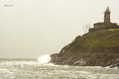 Faro de San Juan (Kilmar2010) Tags: agua asturias mar principadodeasturias asturies sea see waves olas diewellen