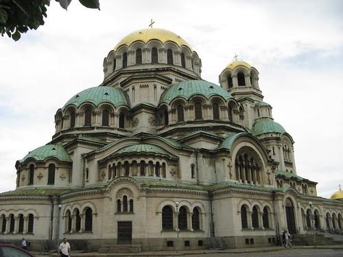 Catedral de Alexander Nevsky, Sófia, Bulgária
