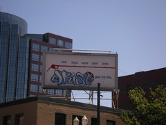 Tacoma SPACEWORKS: Improving ClearChannel Billboard Blight