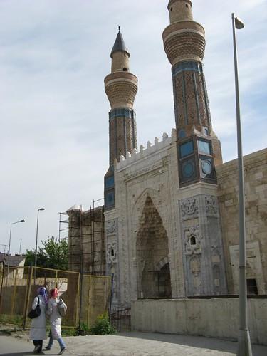 Madrassa Gök, Sivas, Turquia