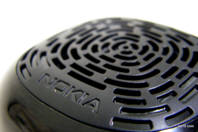 NOKIA Mini Speaker MD-9 - P7262919