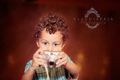The Cutest and The Youngest Photographer Ever (claudiaveja) Tags: portrait kid photographer images talent future stockphoto pasion royaltyfree rightsmanaged eventphotography claudiaveja photographyservices fotocluj licenseimages claudiavejacomphotography serviciifotocluj