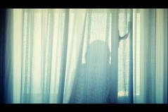 I had a dream (in 16:9) (fred:vr) Tags: she shadow window curtain ombra dream lei finestra fred 4l tenda sogno