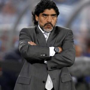 Thumb Maradona ya no es el técnico de la Selección Argentina