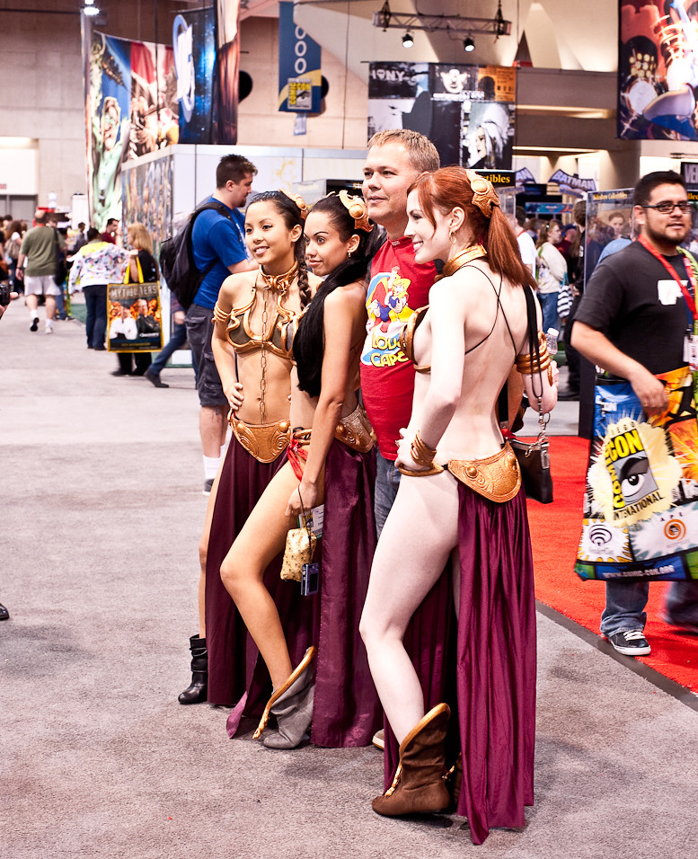 Princesses Leia
