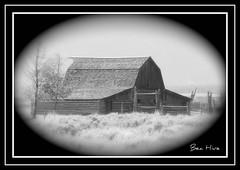 Mormon Barn (Bea Hive) Tags: usa barn wyoming grandtetons scenes mormonbarn