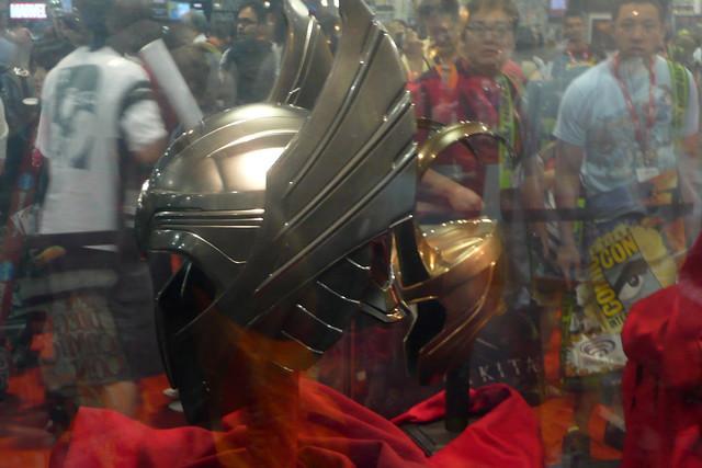 Thor casco