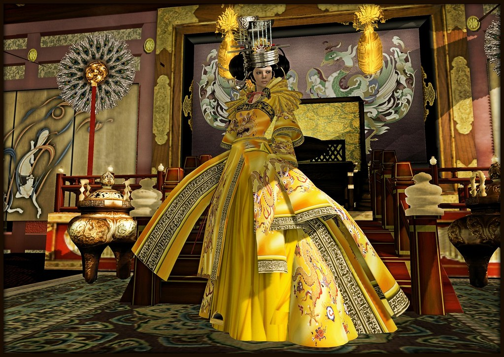 武则天 The Only Empress Of China
