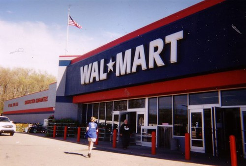 Wal-Mart, Houghton Lake (now closed)