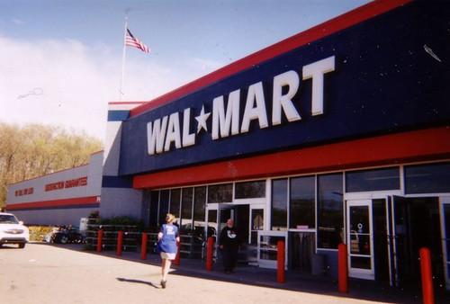 Wal-Mart, Houghton Lake (now closed)