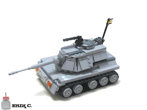 UWAF MTC-5 Tank.