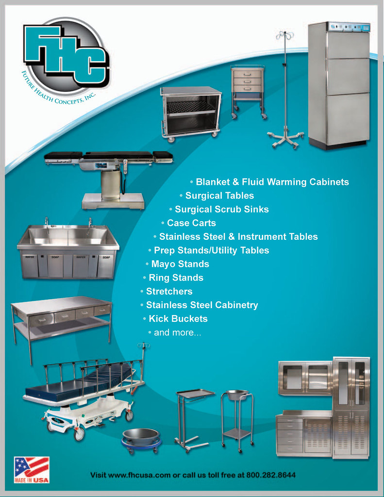 Medical and Hospital Equipment
