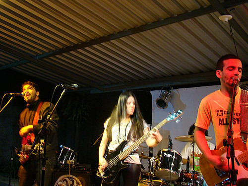 Pré-Seletiva festival Pá na Pedra 25/07 - Festenkois