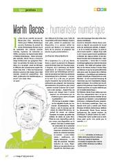 Marin Dacos : humaniste numérique