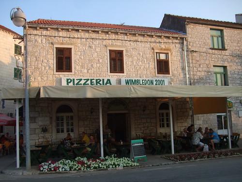 Pizzeria Wimbledon 2001