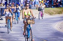 Daisy Dukes, Bikini on Top (EthnoScape) Tags: california bike bicycle cyclists lyrics cyclist bikes bicycles bikini cycle venicebeach californiagirls swimsuit bathingsuit swimsuits swimwear baador bikinis cycles katyperry wellmeltyourpopsicle
