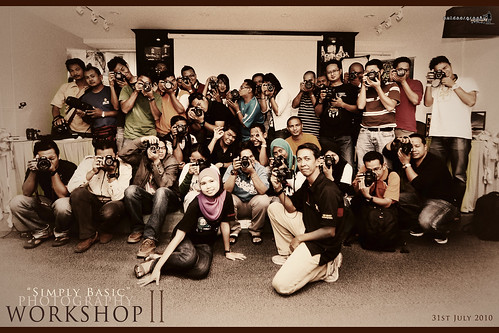Simply Basic Photography Workshop II | Group Shot (by Sir Mart Outdoorgraphy™)
