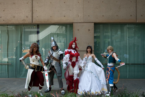 Heroes of Final Fantasy IX