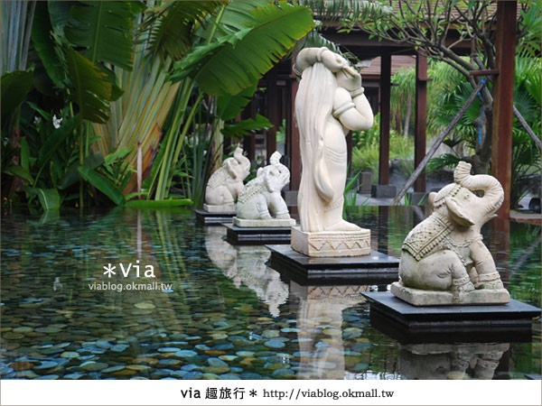 【台南住宿】我在台南遇見峇里島‧桂田酒店5