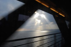 Trainride on the Oresund Bridge (ASSITEJ Performing Arts Festival for Young Audienc) Tags: festival theatre sweden performingarts malm bron resunds