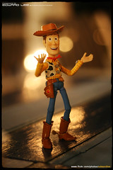 Revoltech Woody (TOY STORY) (EdwardLee's collection) Tags: anime movie toy toys toystory cartoon woody disney collection pixar scifi kaiyodo revoltech edwardlees