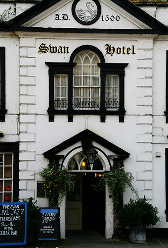 bradford swan hotel