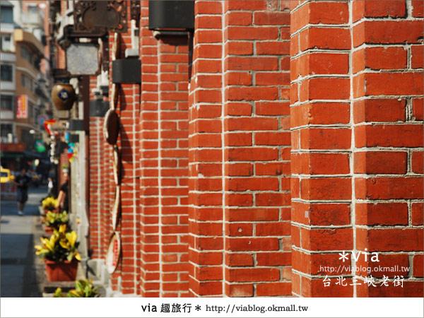 【台北景點】走入台北古味老鎮~三峽老街之旅9