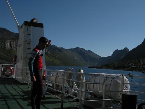 Bye bye gryllefjord